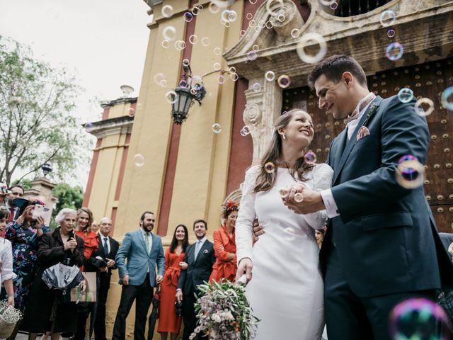La boda de José Manuel y Cristina en Sevilla, Sevilla 19