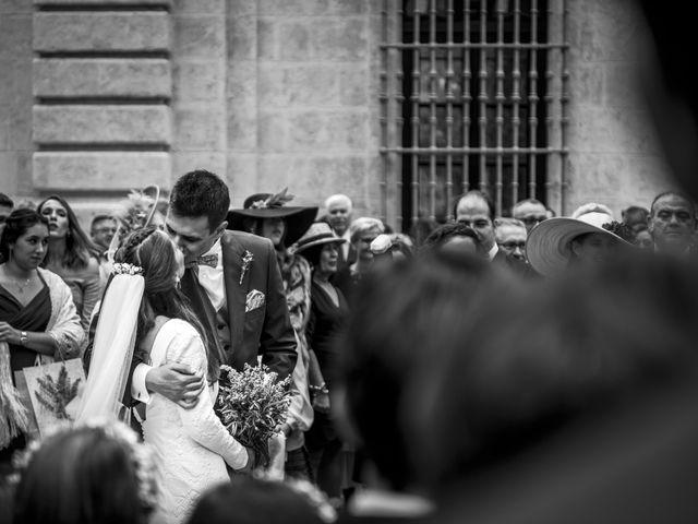 La boda de José Manuel y Cristina en Sevilla, Sevilla 20