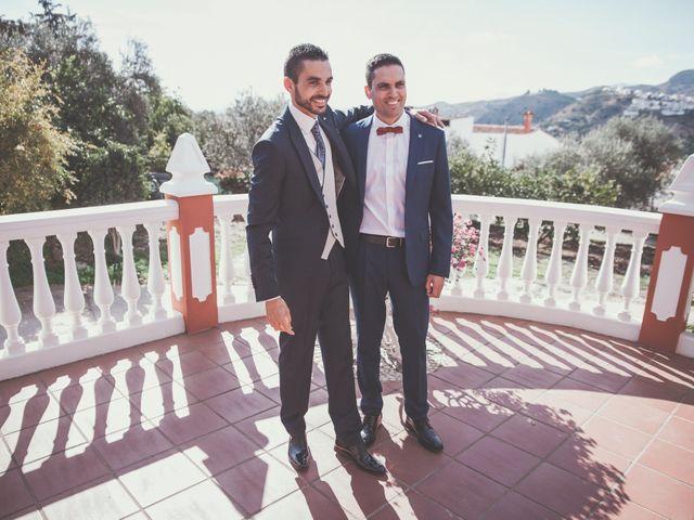 La boda de Francisco y María en Alora, Málaga 18