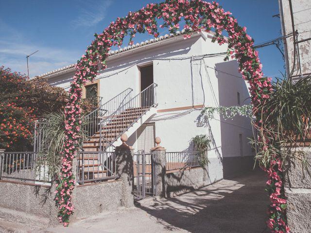 La boda de Francisco y María en Alora, Málaga 19