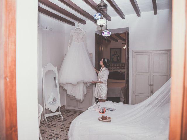 La boda de Francisco y María en Alora, Málaga 26