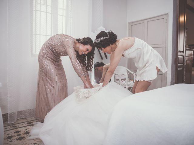 La boda de Francisco y María en Alora, Málaga 52