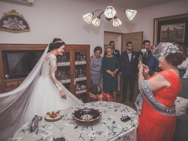 La boda de Francisco y María en Alora, Málaga 71