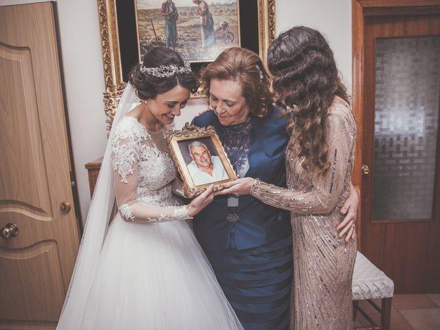 La boda de Francisco y María en Alora, Málaga 73