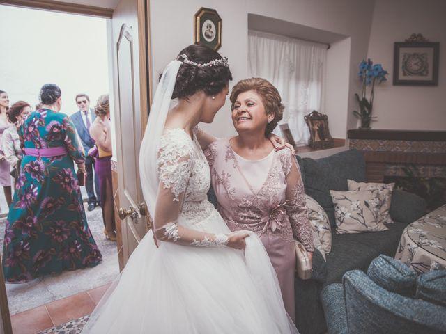 La boda de Francisco y María en Alora, Málaga 74