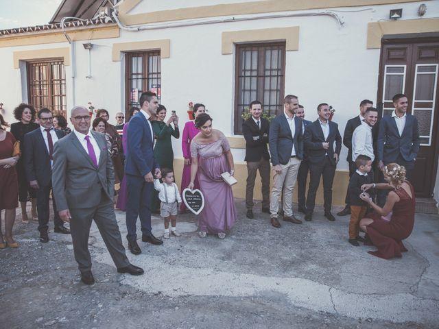 La boda de Francisco y María en Alora, Málaga 79