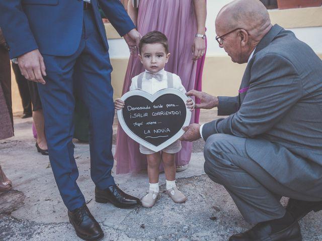 La boda de Francisco y María en Alora, Málaga 80