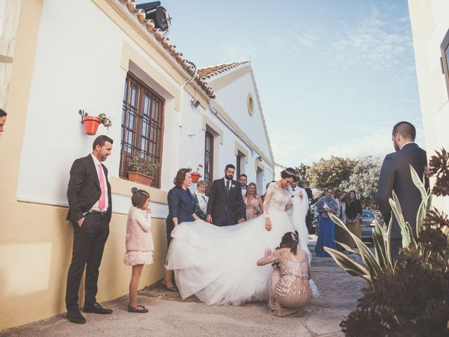 La boda de Francisco y María en Alora, Málaga 83