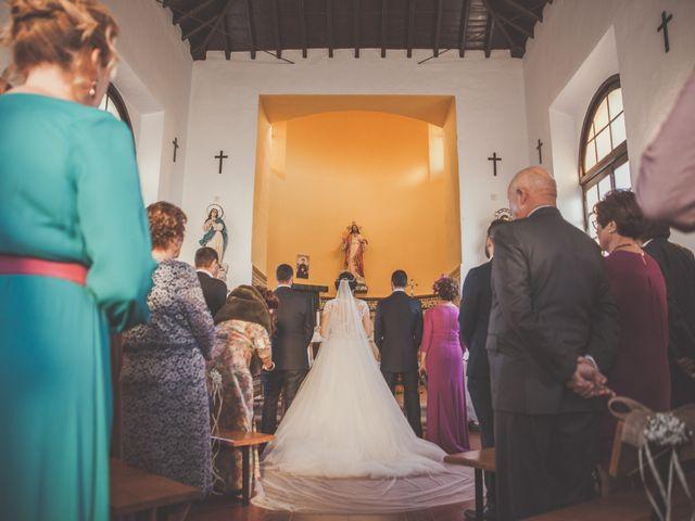 La boda de Francisco y María en Alora, Málaga 87