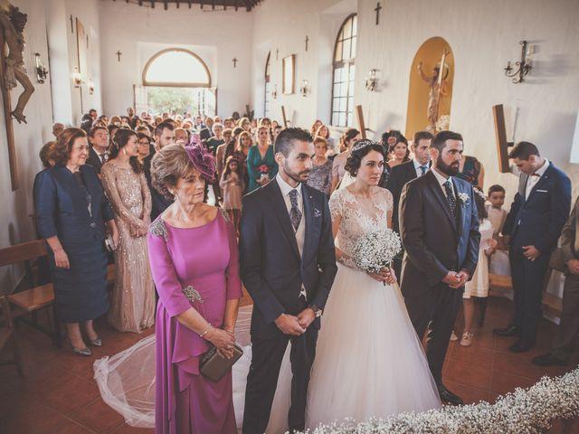 La boda de Francisco y María en Alora, Málaga 89