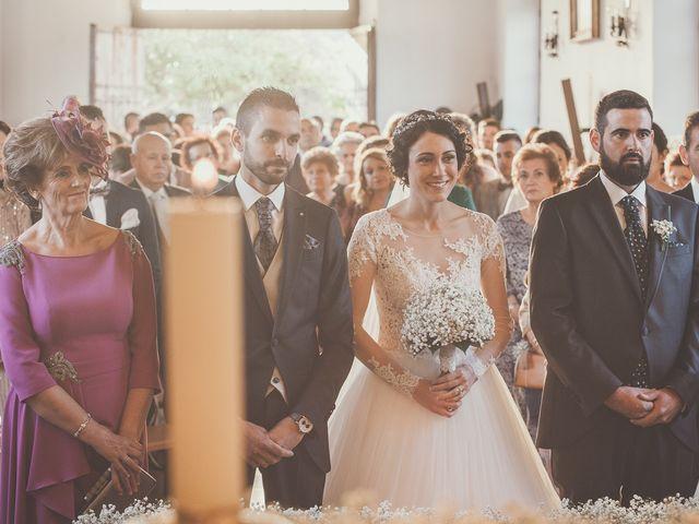 La boda de Francisco y María en Alora, Málaga 94