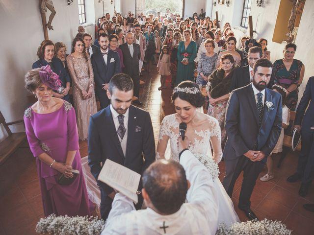 La boda de Francisco y María en Alora, Málaga 95