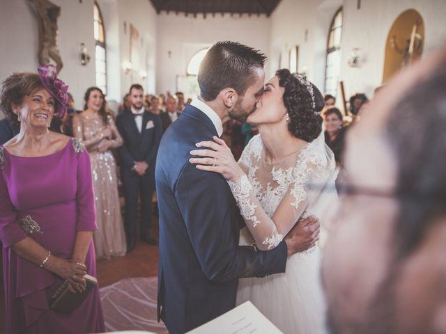 La boda de Francisco y María en Alora, Málaga 99