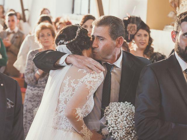 La boda de Francisco y María en Alora, Málaga 110