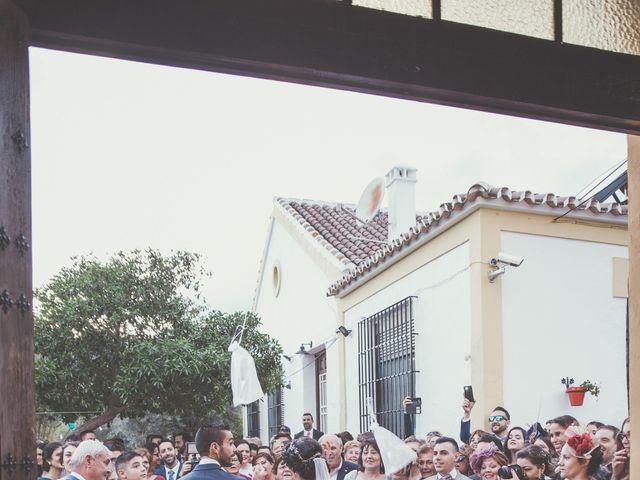 La boda de Francisco y María en Alora, Málaga 121