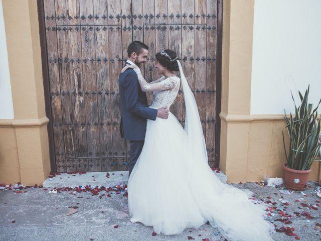 La boda de Francisco y María en Alora, Málaga 124