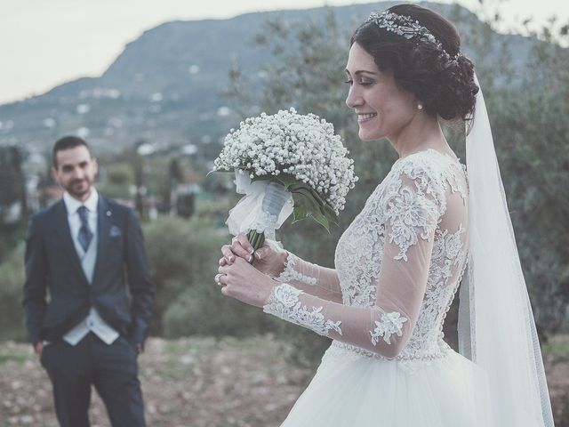 La boda de Francisco y María en Alora, Málaga 127