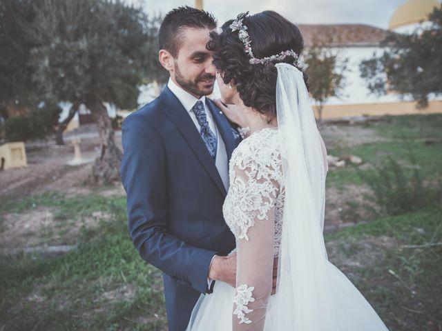 La boda de Francisco y María en Alora, Málaga 129