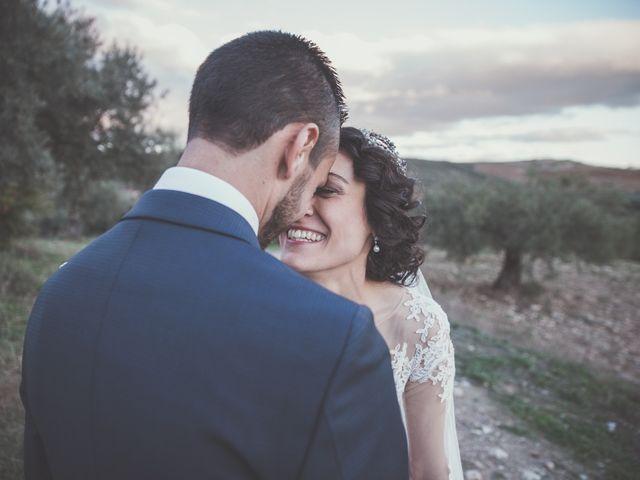 La boda de Francisco y María en Alora, Málaga 130