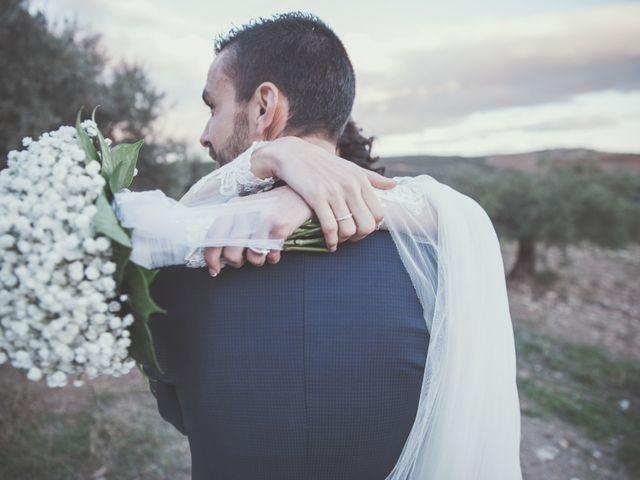 La boda de Francisco y María en Alora, Málaga 131