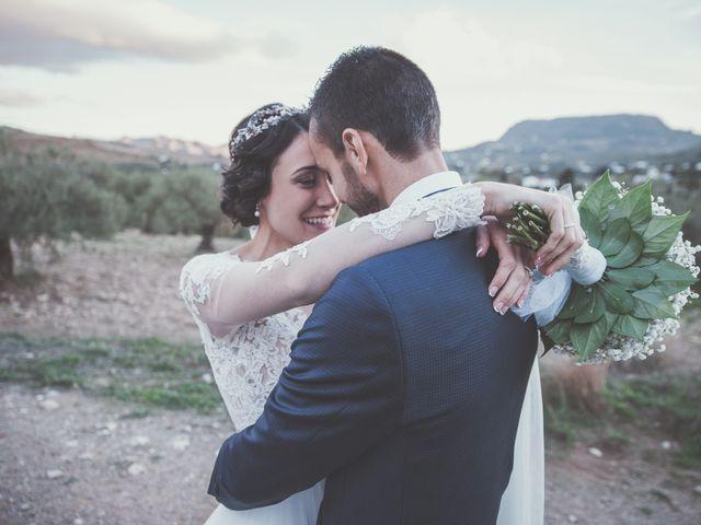 La boda de Francisco y María en Alora, Málaga 132