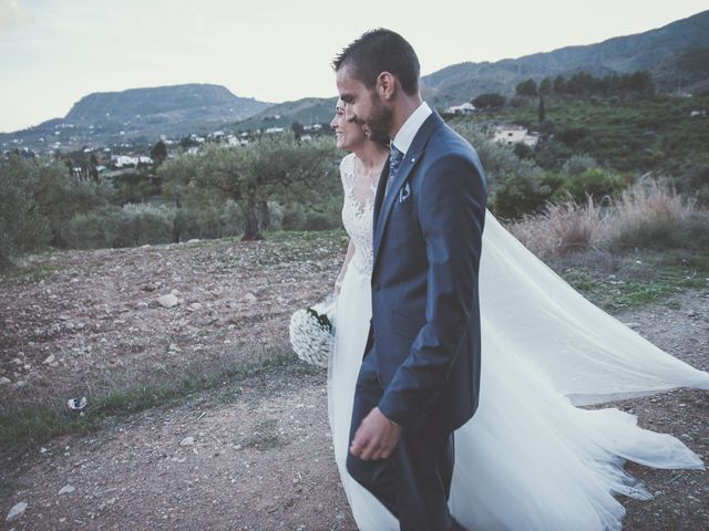 La boda de Francisco y María en Alora, Málaga 134