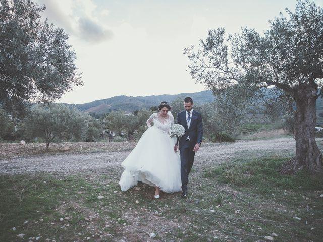 La boda de Francisco y María en Alora, Málaga 135