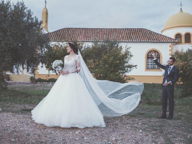 La boda de Francisco y María en Alora, Málaga 138