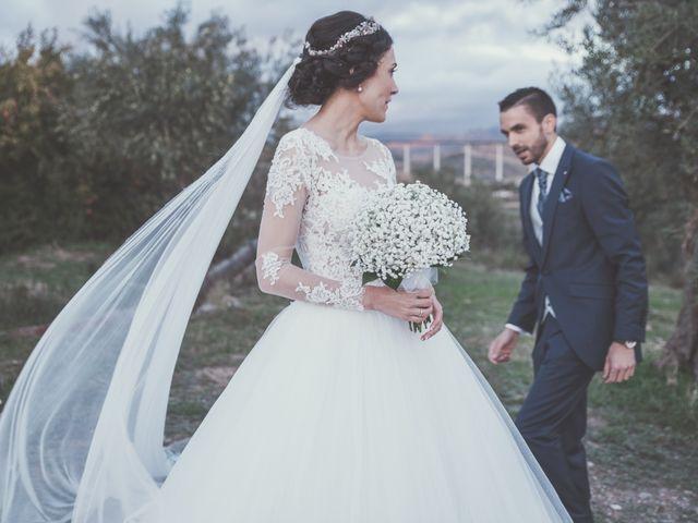 La boda de Francisco y María en Alora, Málaga 139