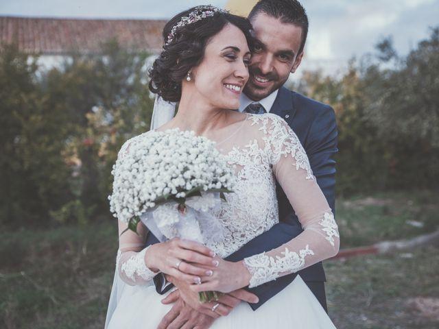 La boda de Francisco y María en Alora, Málaga 140