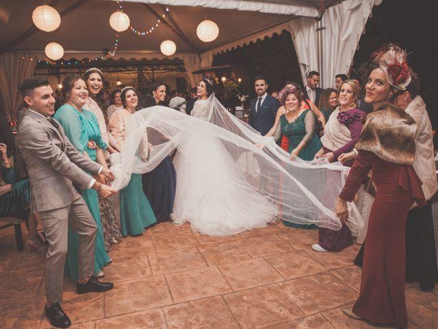 La boda de Francisco y María en Alora, Málaga 149