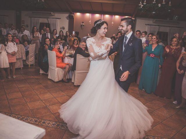 La boda de Francisco y María en Alora, Málaga 161