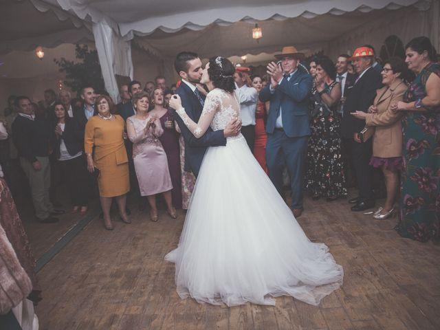 La boda de Francisco y María en Alora, Málaga 171