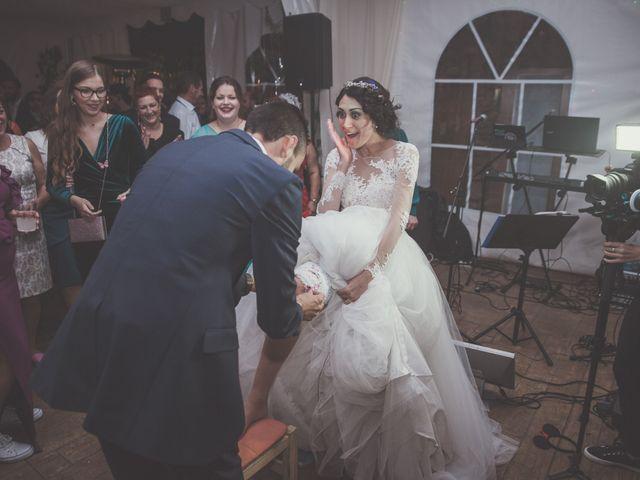 La boda de Francisco y María en Alora, Málaga 195