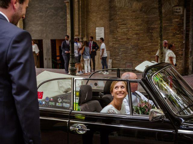 La boda de Victor y Clara en Zaragoza, Zaragoza 13