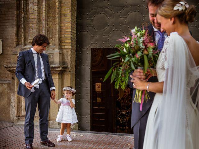 La boda de Victor y Clara en Zaragoza, Zaragoza 14