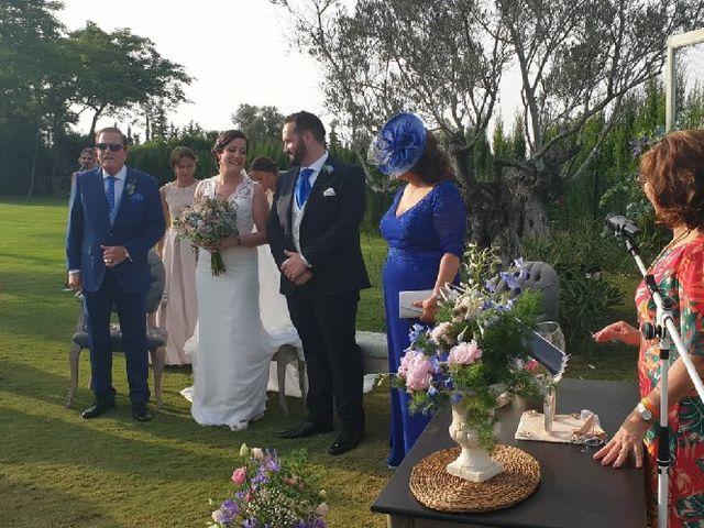 La boda de Cristina y David en Jerez De La Frontera, Cádiz 1