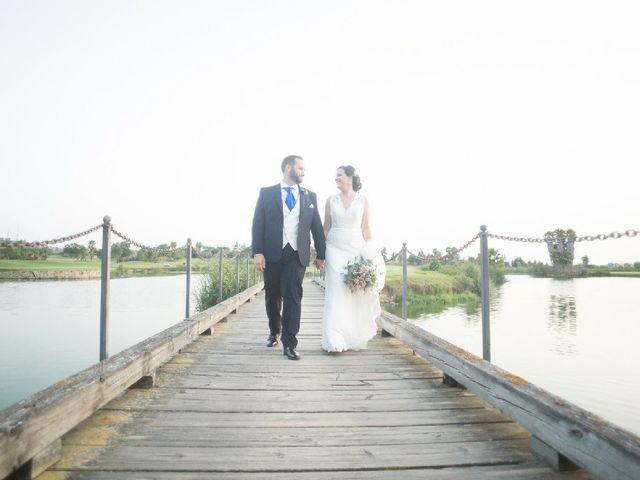 La boda de David y Cristina