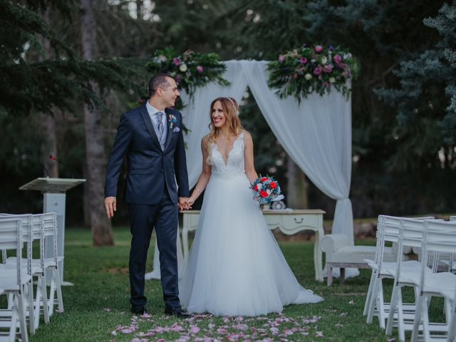 La boda de Jenny y Toni