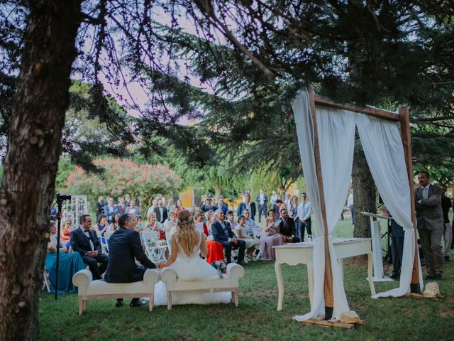 La boda de Toni y Jenny en Ontinyent, Valencia 17