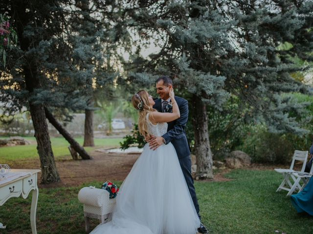 La boda de Toni y Jenny en Ontinyent, Valencia 20
