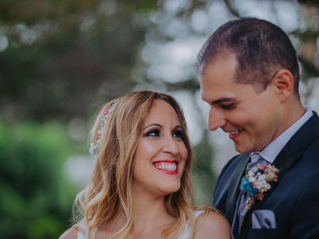 La boda de Toni y Jenny en Ontinyent, Valencia 25