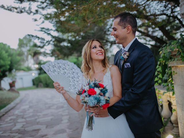 La boda de Toni y Jenny en Ontinyent, Valencia 28