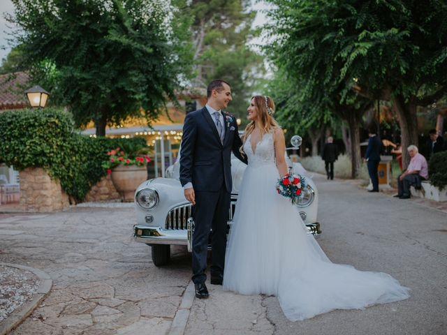 La boda de Toni y Jenny en Ontinyent, Valencia 29
