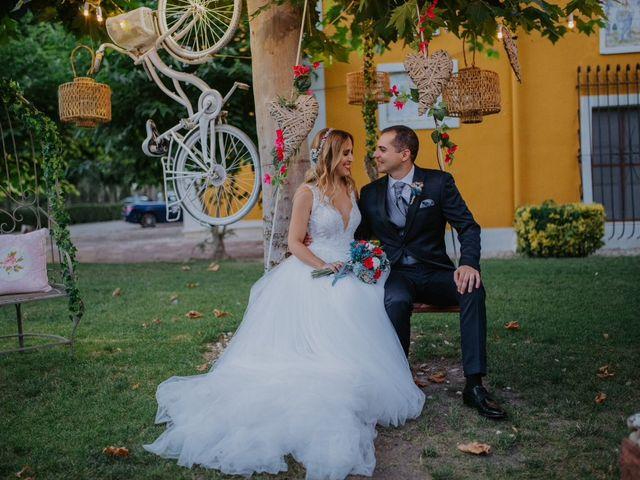 La boda de Toni y Jenny en Ontinyent, Valencia 30