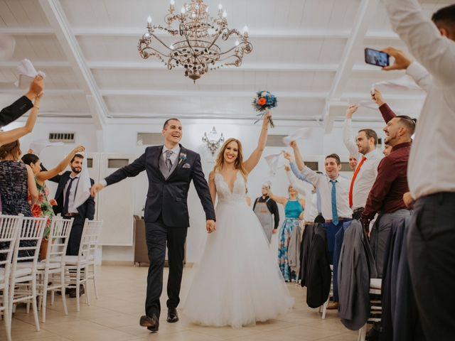 La boda de Toni y Jenny en Ontinyent, Valencia 31