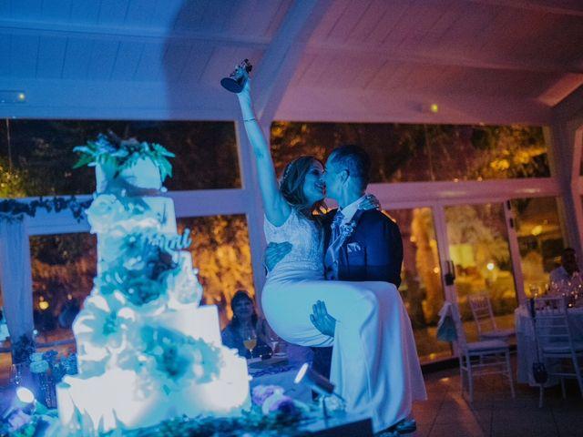 La boda de Toni y Jenny en Ontinyent, Valencia 33