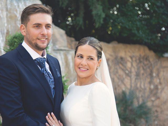 La boda de Elo y Jose en Jaén, Jaén 18