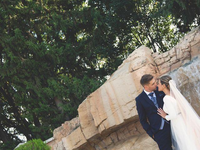 La boda de Elo y Jose en Jaén, Jaén 19