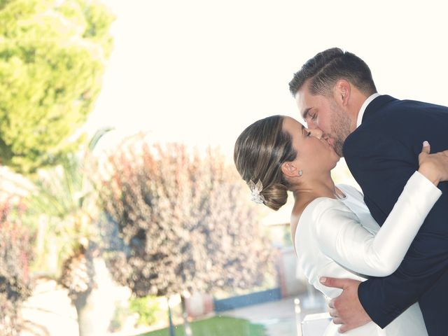La boda de Elo y Jose en Jaén, Jaén 22